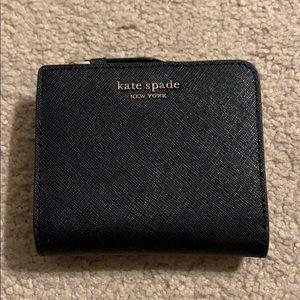 Kate spade ♠️ small bi fold wallet
